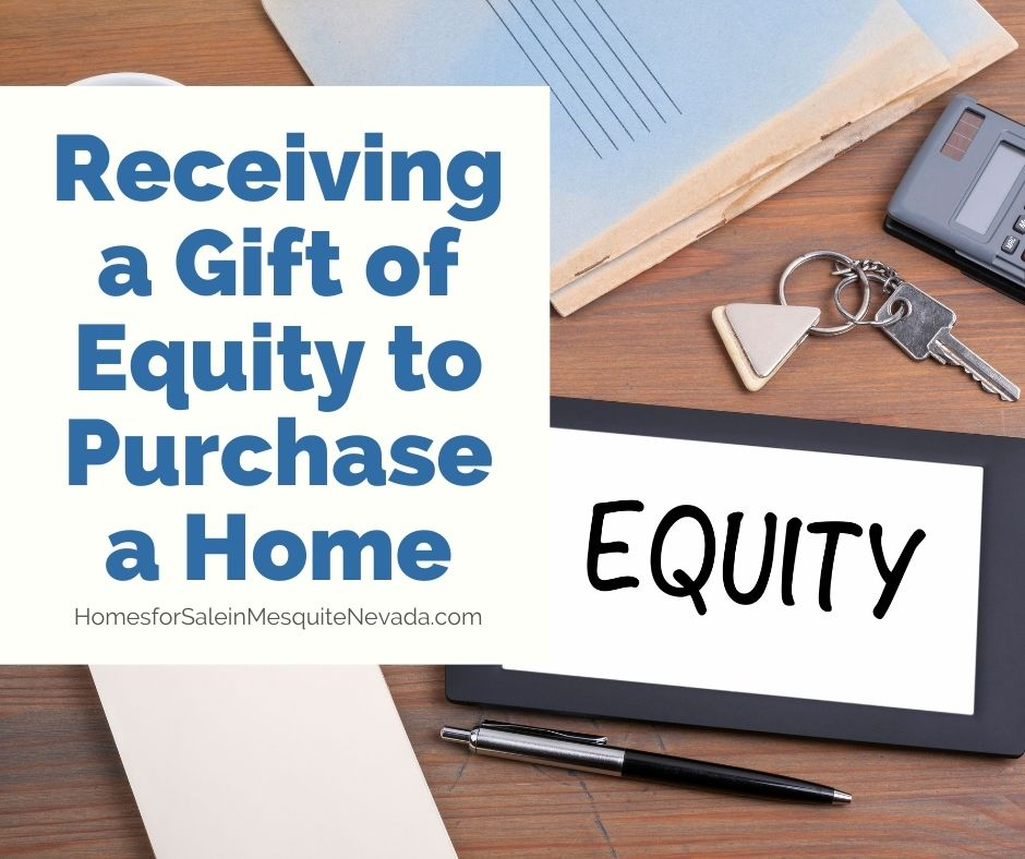 Receiving Equity Gifts