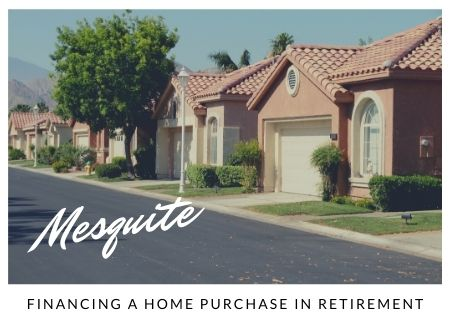 Financing Home Purchase For Retirement