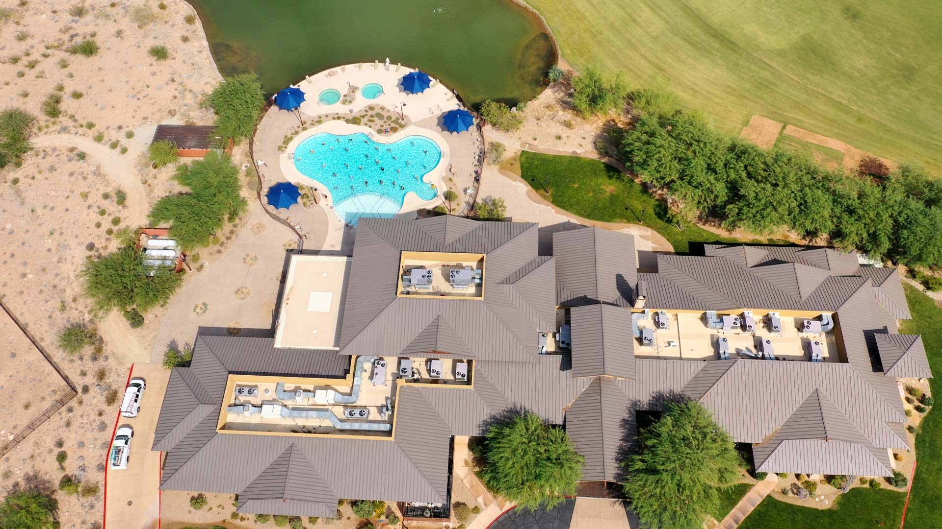Sun City Mesquite Nevada Club House